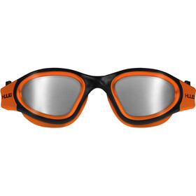 HUUB Aphotic Occhiali Maschera, orange polarised